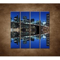 Brooklyn  - 4dielny 120x120cm