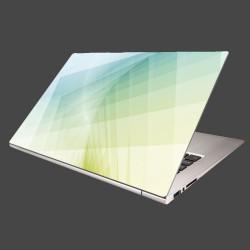 Nálepka na notebook - Farebná tapeta