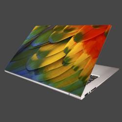 Nálepka na notebook - Farebné perie