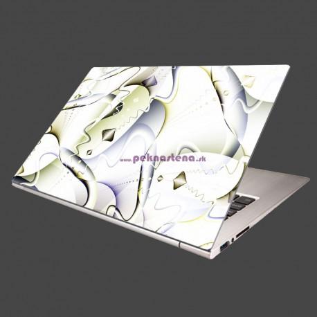 Nálepka na notebook - Futurizmus