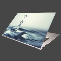 Nálepka na notebook - Kvapka vody