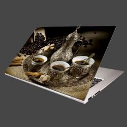 Nálepka na notebook - Kanvica kávy