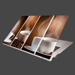 Nálepka na notebook - Šálka kávy
