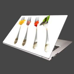 Nálepka na notebook - Varenie