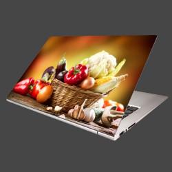 Nálepka na notebook - Zelenina
