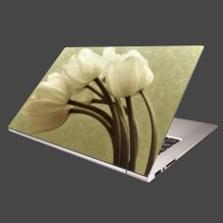 Nálepka na notebook - Kytica tulipánov