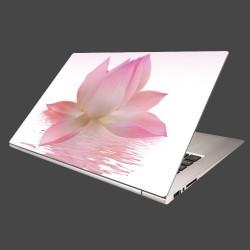 Nálepka na notebook - Lotosový kvet