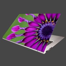 Nálepka na notebook - Tropický kvet