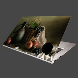 Nálepka na notebook - Zátišie