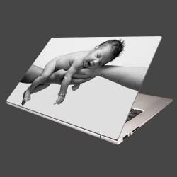 Nálepka na notebook - Dieťatko