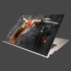 Nálepka na notebook - Tanečnica