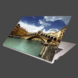 Nálepka na notebook - Benátky