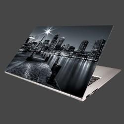 Nálepka na notebook - Boston