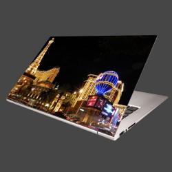 Nálepka na notebook - Las Vegas