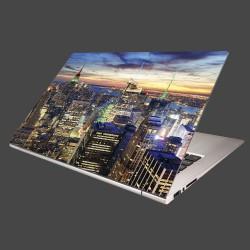 Nálepka na notebook - New York City