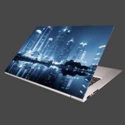 Nálepka na notebook - Shanghai