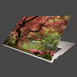Nálepka na notebook - Japonský javor