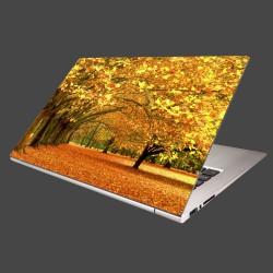 Nálepka na notebook - Park
