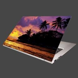 Nálepka na notebook - Farebná príroda