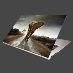 Nálepka na notebook - Slon