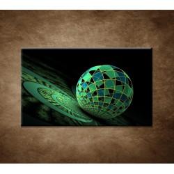 Obraz - Abstraktná guľa