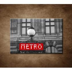 Obrazy na stenu - Metro
