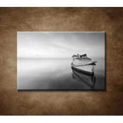 Obrazy na stenu - Stará loď