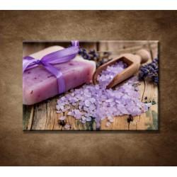 Obraz - Levanduľové mydlo