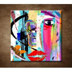 Obrazy na stenu - Abstraktný motív 14