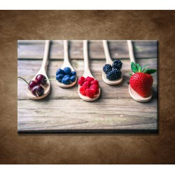 Obraz - Ovocie na vareške