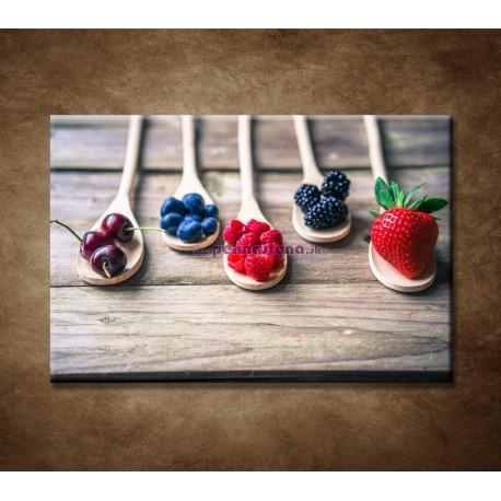 Obrazy na stenu - Ovocie na vareške