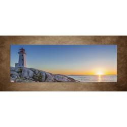 Obrazy na stenu - Maják nad morom