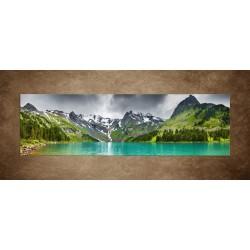 Obrazy na stenu - Horské jazero