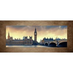 Obraz - Westminster - panoráma