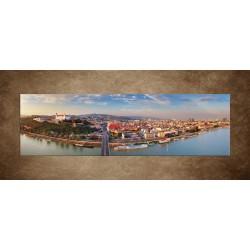 Obrazy na stenu - Bratislava - panoráma
