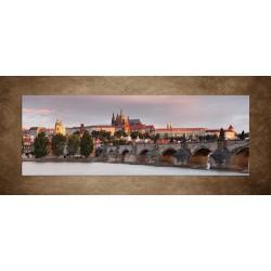 Obraz - Praha - panoráma