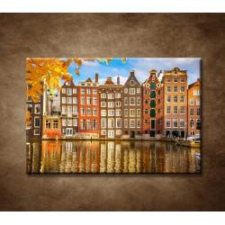 Jesenný Amsterdam