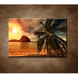 Obrazy na stenu - Západ slnka na pobreží