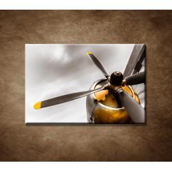 Obrazy na stenu - Staré lietadlo