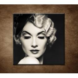 Obrazy na stenu - Elegantná žena