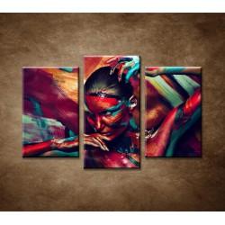 Obrazy na stenu - Abstraktný motív 13 - 3dielny 75x50cm