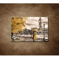 Obrazy na stenu - Ulica Londýna