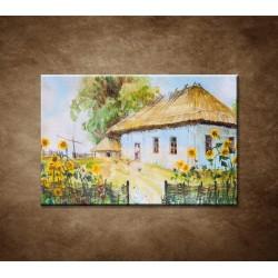 Obrazy na stenu - Olejomaľba - Vidiek