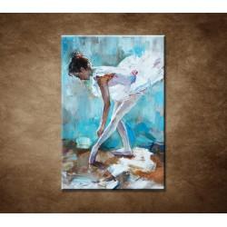 Obrazy na stenu - Olejomaľba - Balerína