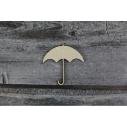 Drevený výrez - Dáždnik