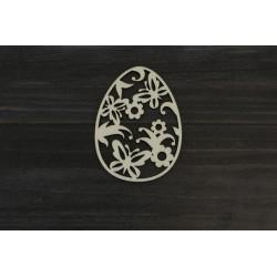 Drevený výrez - Veľkonočné vajce - motív 5