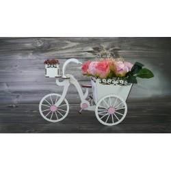 Dekoračný bicykel