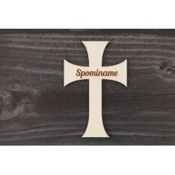Drevený krížik - Spomíname