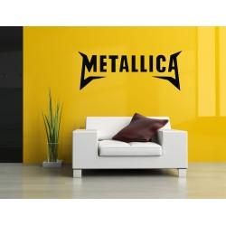 Nálepka na stenu - Metallica