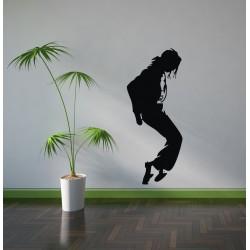 Nálepka na stenu - Michael Jackson